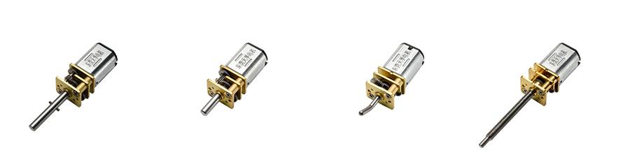GM12指纹锁微型电机