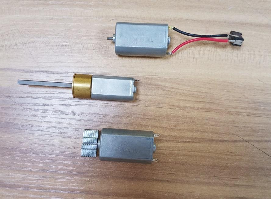 TF微型直流电机