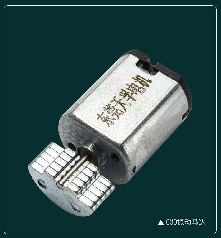 030微型直流电机